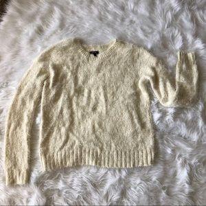 Apt. 9 Super Soft Cream Sweater